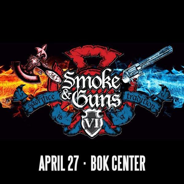 None - Join the BMMS ringside at Smoke & Guns 2019