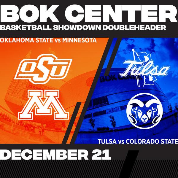 None - Enter To Win Tickets To  BOK Center Basketball Showdown!