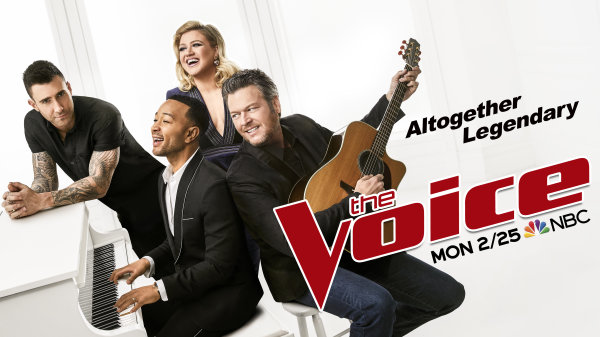 None - Win A LEGENDARY $400 Cash Prize Thanks To The Voice!