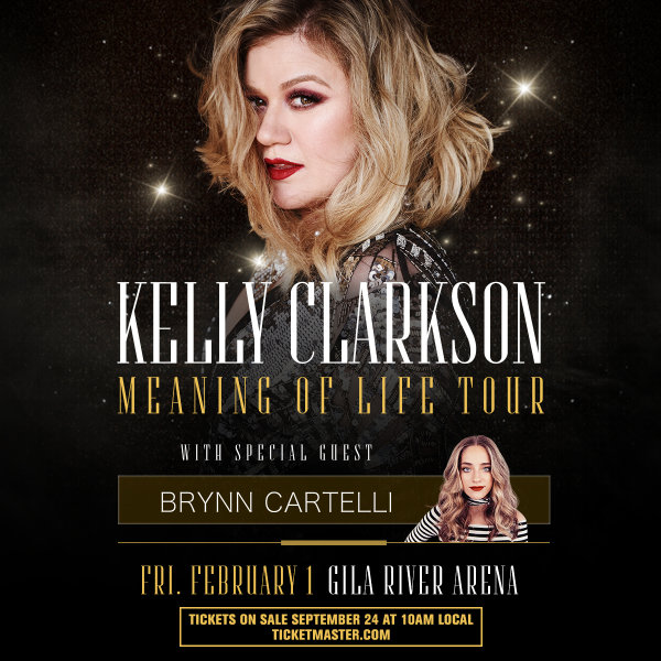 None - Win Tickets To See Kelly Clarkson!
