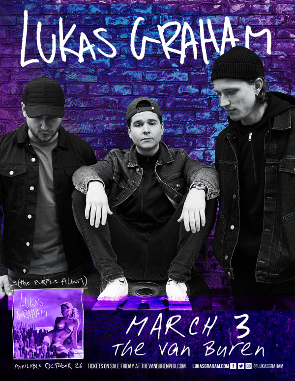 None - Win Tickets To See Lukas Graham!