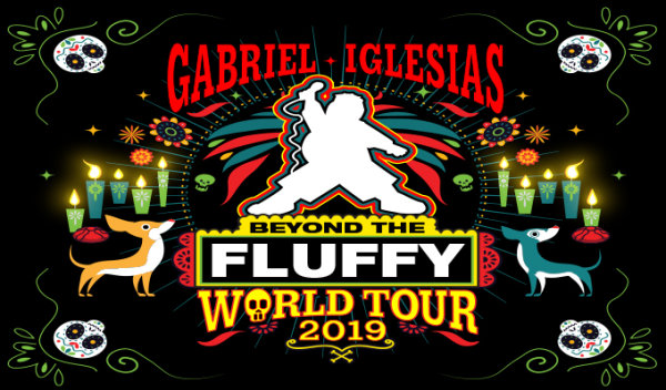 None - Win Tickets To See Gabriel Iglesias!
