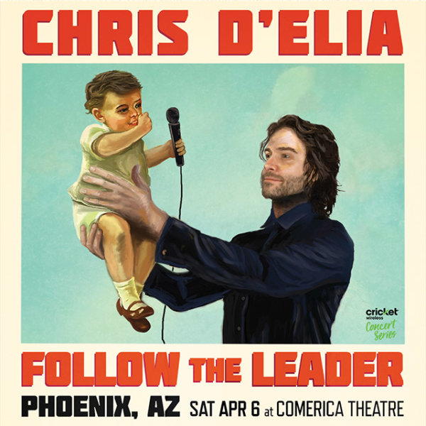 None - Win Tickets To See Chris D'Elia!