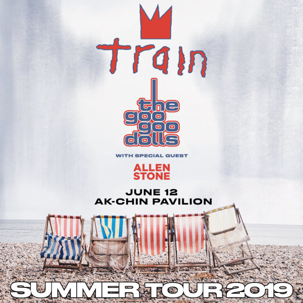 None -  Win Tickets To See Train & The Goo Goo Dolls!