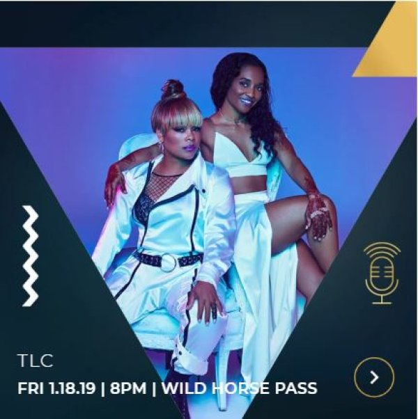 None - Win Tickets To See TLC!