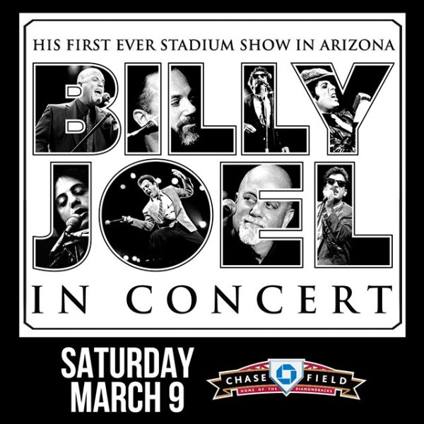 None - Win Tickets To See Billy Joel!