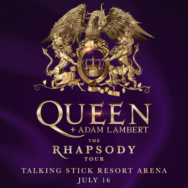 None - Win Tickets To See Queen + Adam Lambert!