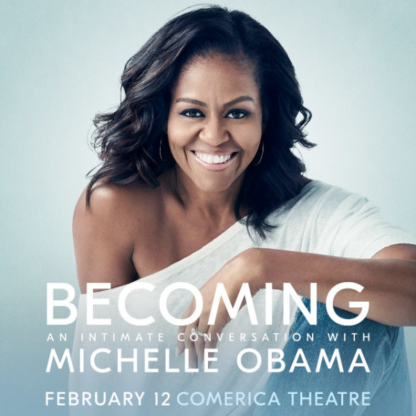 None - Win Tickets To See Michelle Obama!