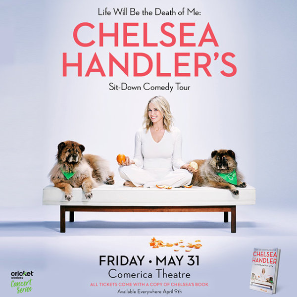 None - Win Tickets To See Chelsea Handler!