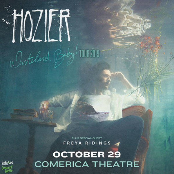 None - Win Tickets To See Hozier!
