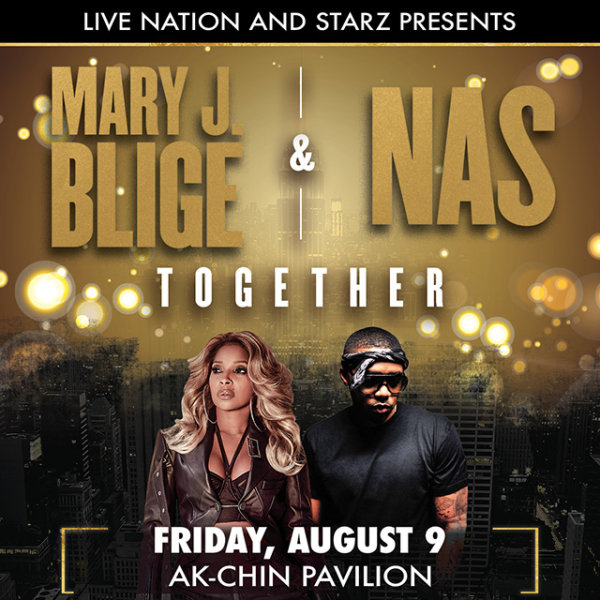 None -  Win Tickets To See Mary J. Blige & Nas!
