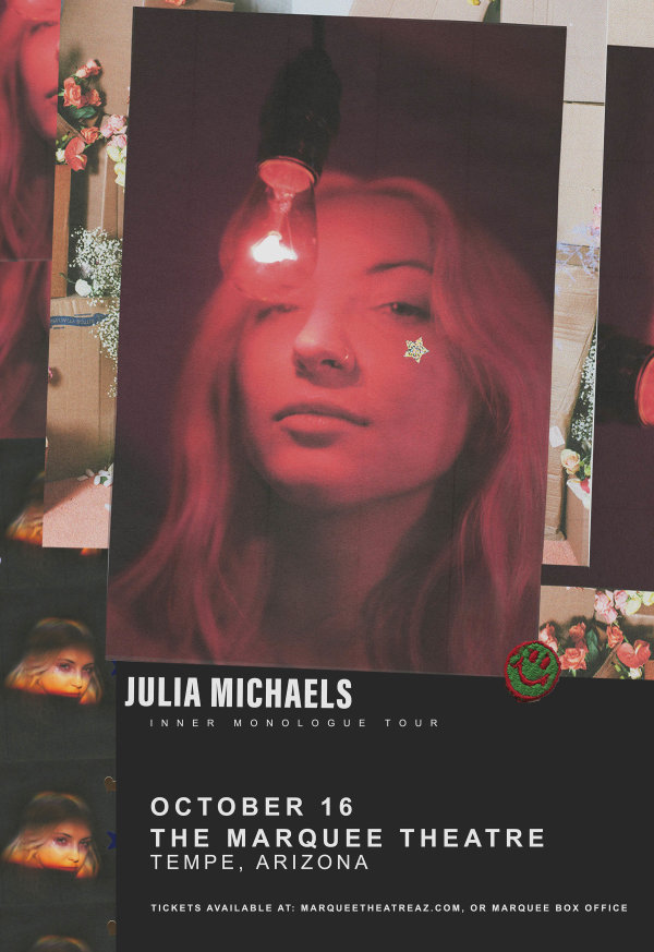 None - Win Tickets To See Julia Michaels!