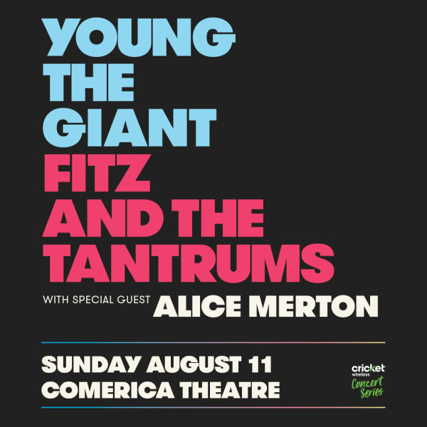 None - Win Tickets To See Young the Giant & Fitz and the Tantrums!