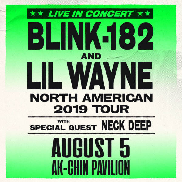 None - Win Tickets To See Blink-182 & Lil Wayne!