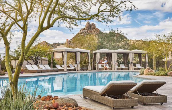 None - Win A Staycation At The Four Seasons Resort Scottsdale!