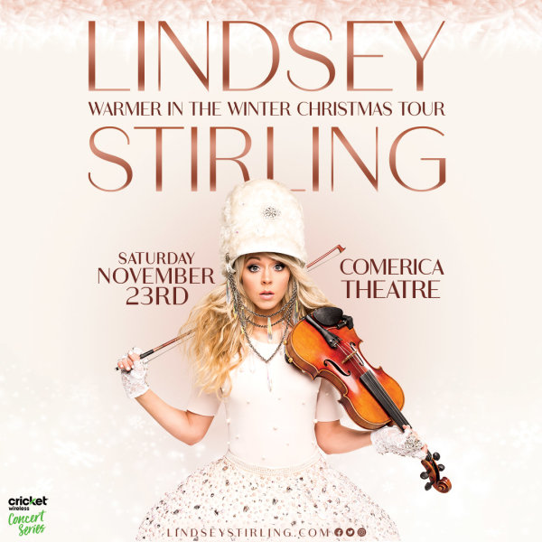 None - Win Tickets To See Lindsey Stirling!