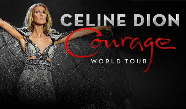 None - Win Tickets To See Celine Dion!
