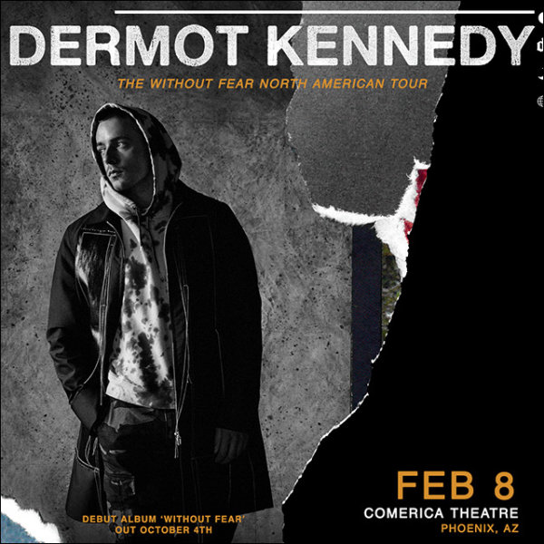 None - Win Tickets To See Dermot Kennedy!