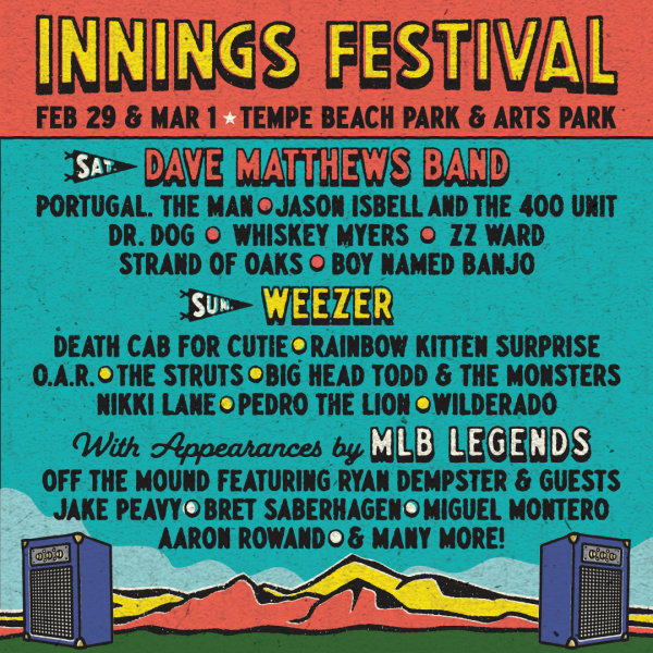 None - Win Tickets To Innings Festival 2020!
