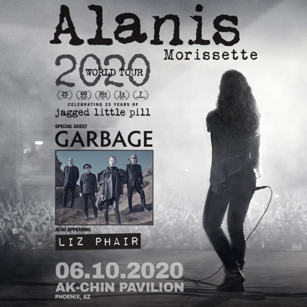 image for Win Tickets To See Alanis Morissette!