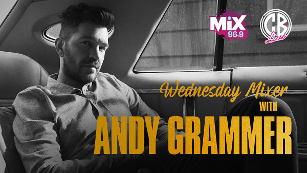 None - Win Tickets To See Andy Grammer @ CB Live!