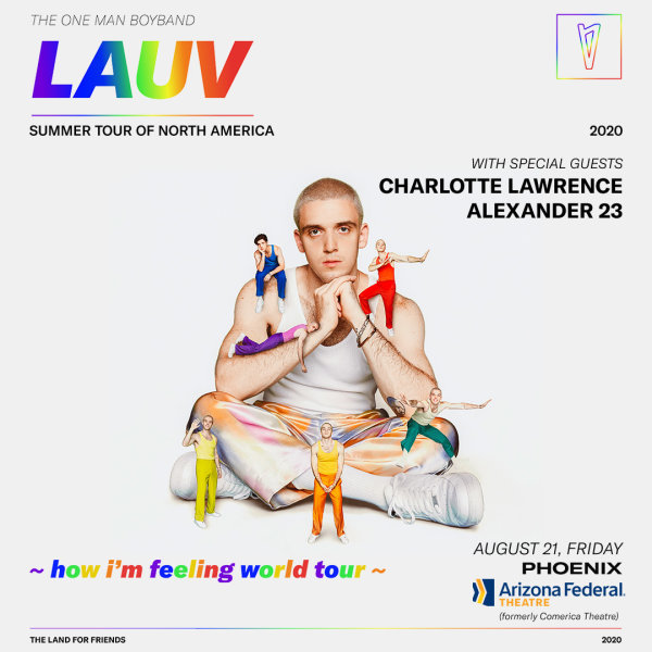 image for Win Tickets To See Lauv!