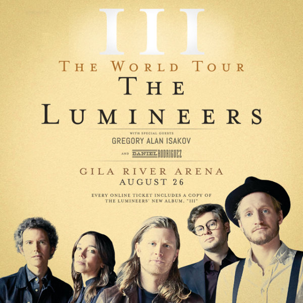 image for Win Tickets To See The Lumineers!