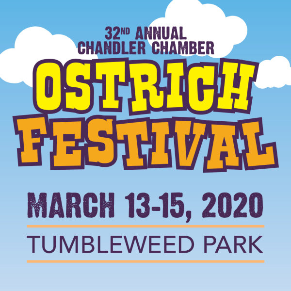 image for Win Tickets To The Chandler Ostrich Festival!