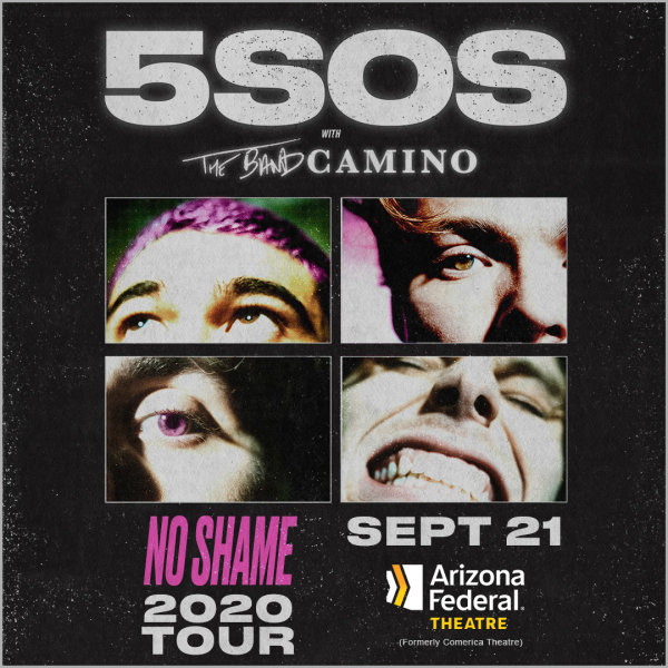 image for Win Tickets To See 5 Seconds Of Summer!