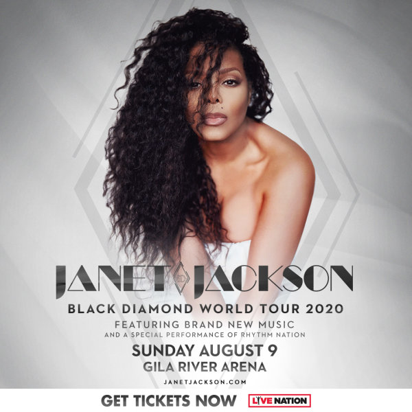 image for Win Tickets To See Janet Jackson!