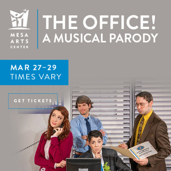image for Win Tickets To See The Office! A Musical Parody!