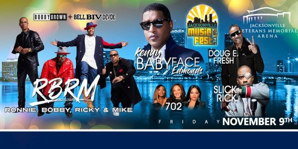 None - Win VIP Passes to the Jacksonville Music Fest
