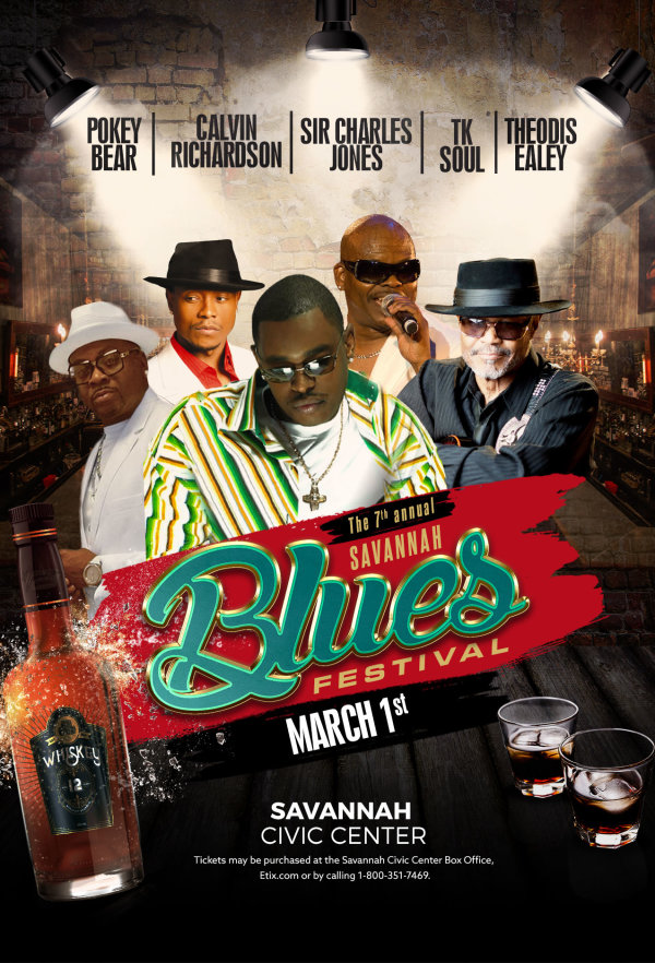 None -  Win Your Way to The 7th Annual BluesFest in Savannah