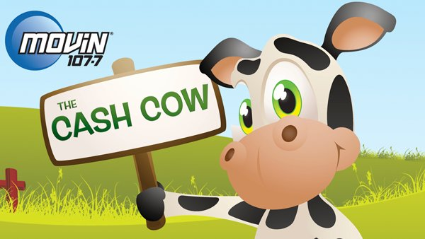 None -    Win$1,000 from The Cash Cow