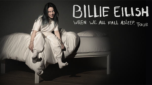 None -    ALT 98.7 Presents Billie Eilish at Shrine Expo Hall (7/9)   (Online Contest #2)