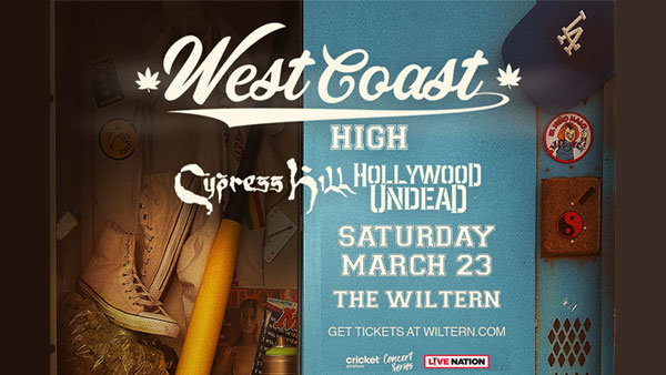 None - Cypress Hill and Hollywood Undead at The Wiltern (3/23/19)