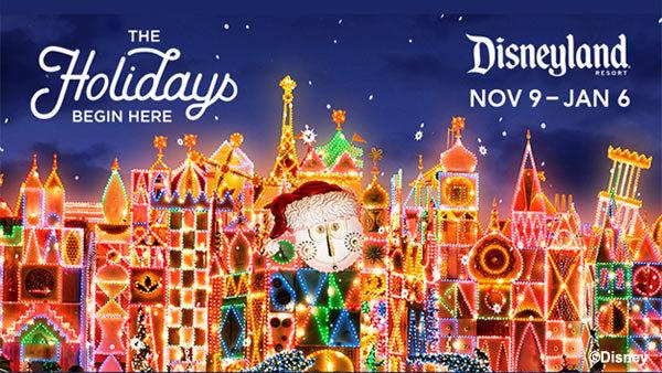 None - Holidays at the DISNEYLAND® Resort (4-pack)