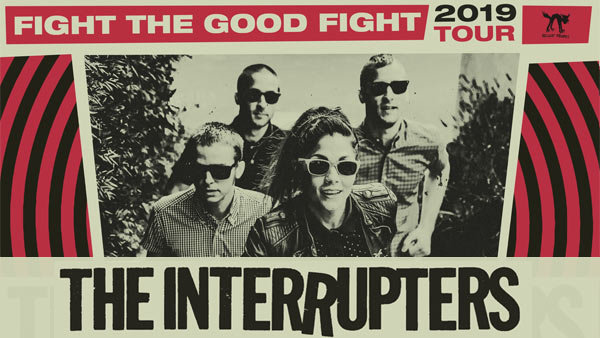 None - The interrupters at The Observatory (5/16)