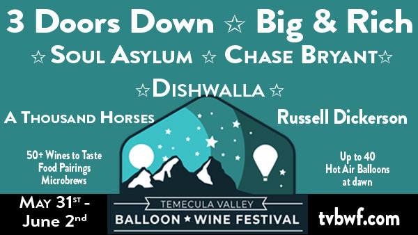 None - Win Tickets to the Temecula Balloon & Wine Festival