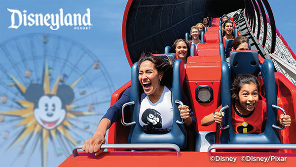 None - Make Some Magic this Summer at the DISNEYLAND® Resort! (4-pack) (Online Contest #3)