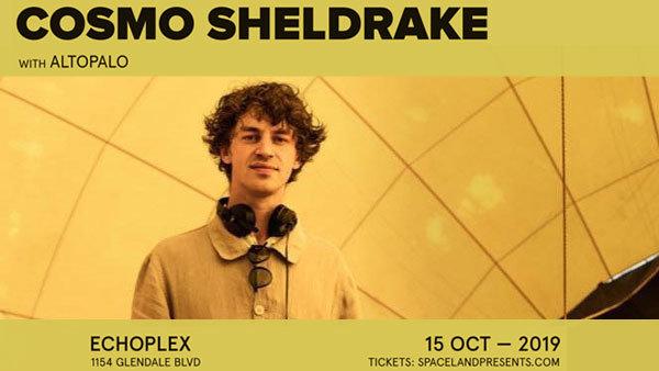 None - Cosmo Sheldrake at The Echoplex (10/15)