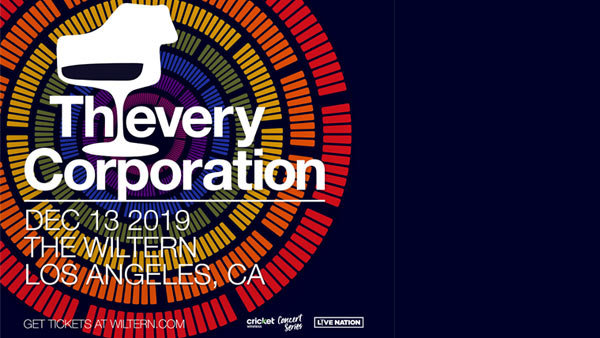 None - Thievery Corporation at The Wiltern (12/13)