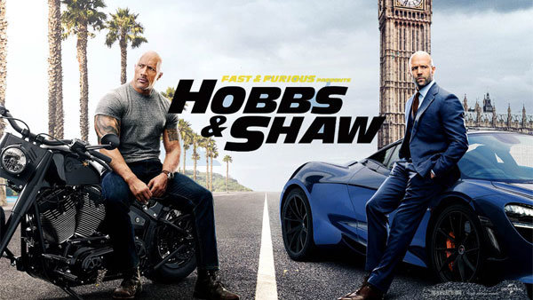 None -    FAST & FURIOUS PRESENTS: HOBBS & SHAW Advance Movie Screening (7/30) (Pair)