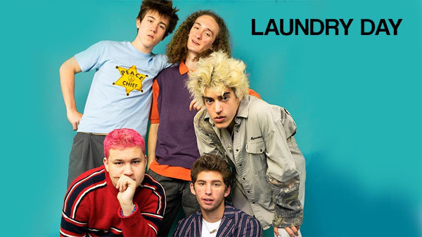 None - Laundry Day at the Troubadour (8/16)