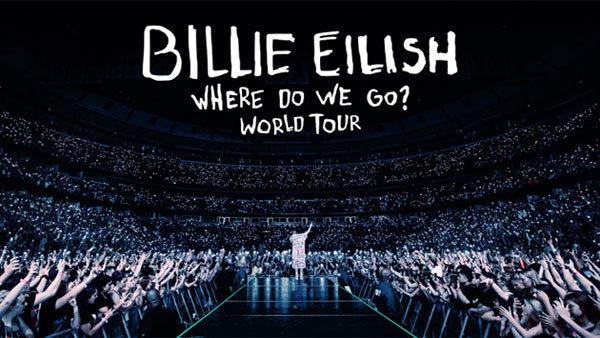 None - Billie Eilish at The Forum (4/4/20) (Online Contest #2)