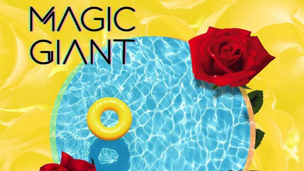 None - Magic Giant at the Troubadour (12/4)