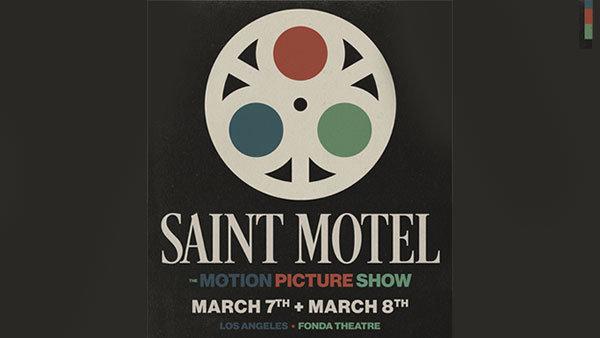 None - Saint Motel at Fonda Theatre (3/8)