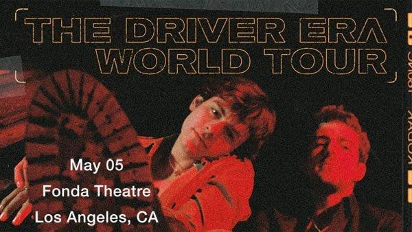 None - The Driver Era at Fonda Theatre (5/5)