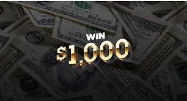 None -   Win $1,000 Cash Weekdays On WACO 100