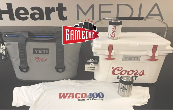None - Coors Light Waco 100 College Game Day Giveaway
